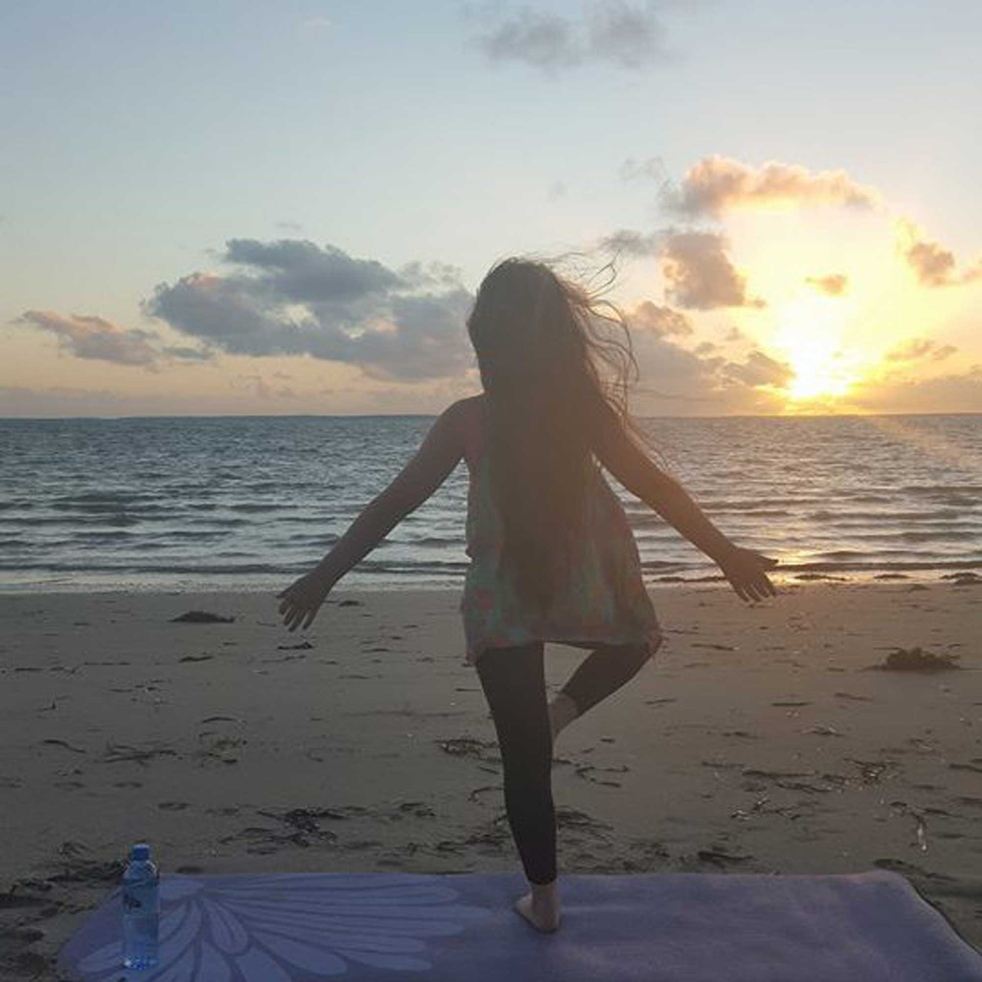 Tookii things to do with kids yoga one of the summer activities for kids