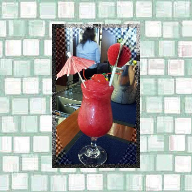 A Daiquiri Mocktail