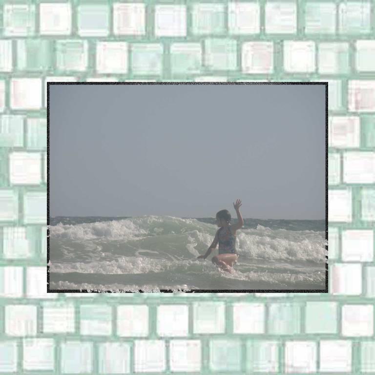 Surf beach swimming