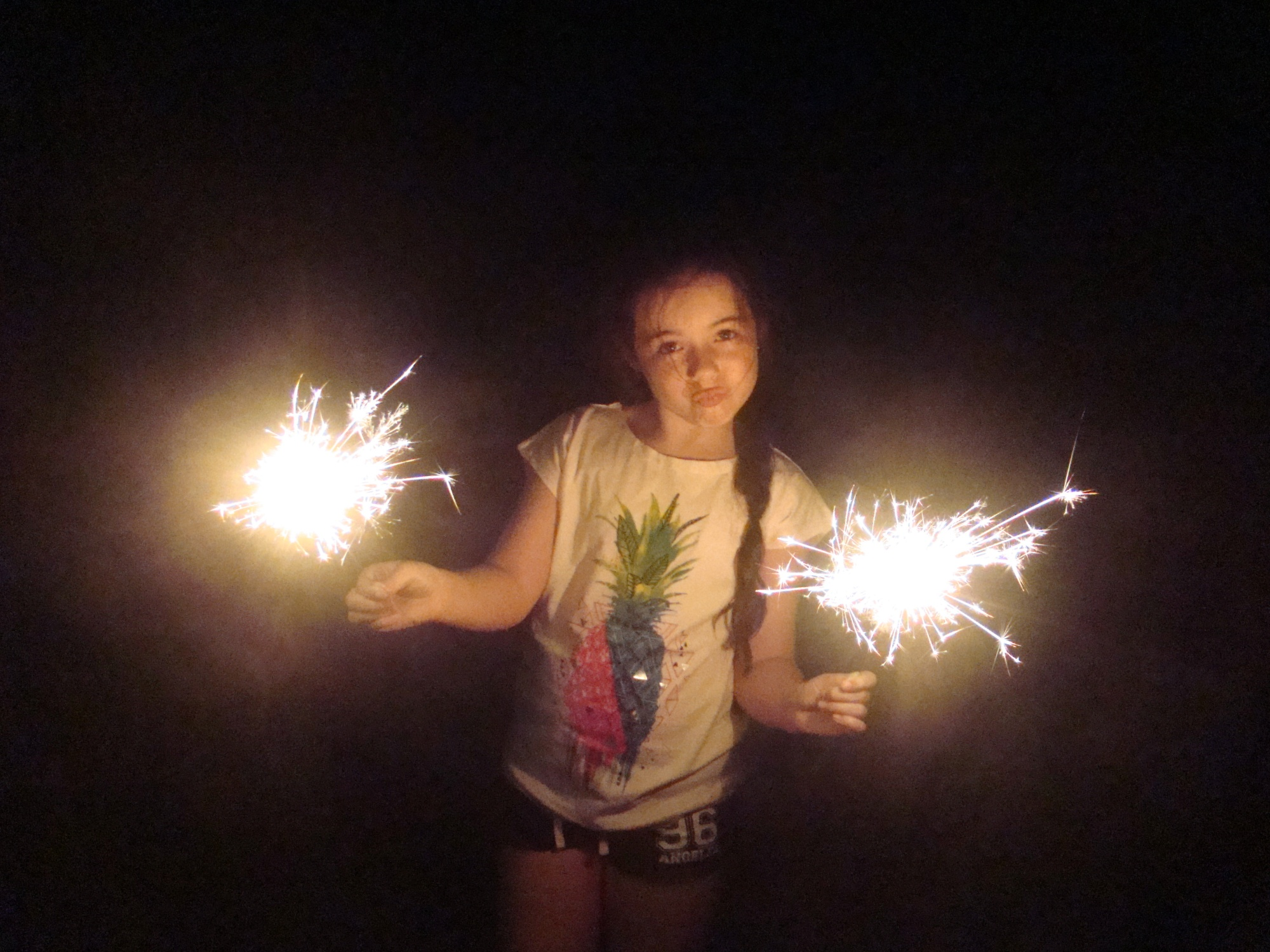 Tookii things to do with kids with sparklers one of the outdoor activities for kids