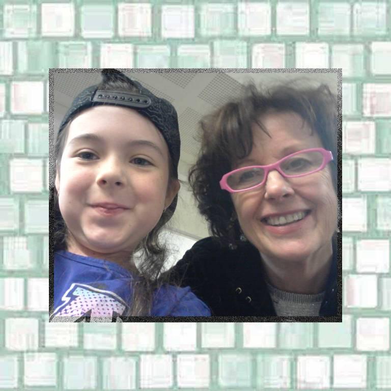 Tookii with Angela Heesom