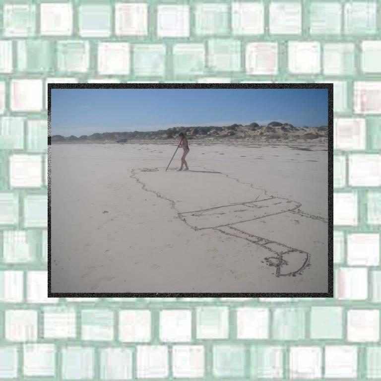 Tookii sand art