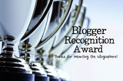 Tookii blogger recognition award