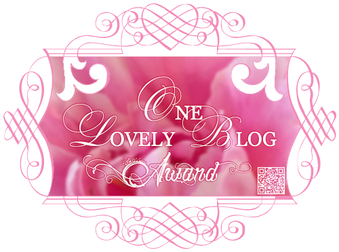 Tookii one lovely blog award