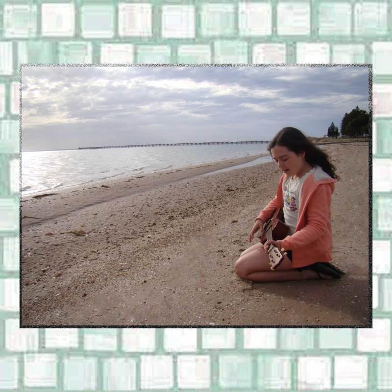 Tookii dreaming of Hawaii