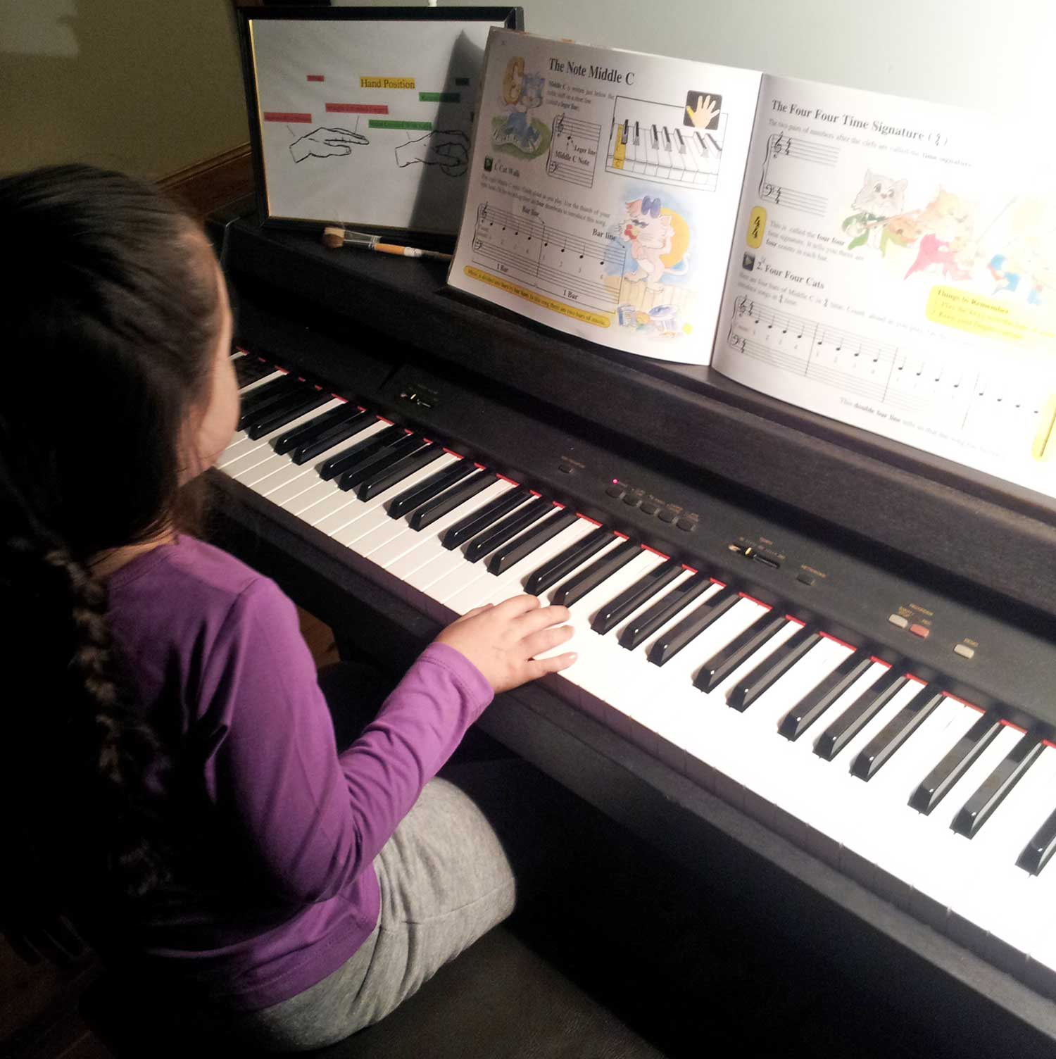 Tookii things to do with kids learning piano one of the activities for kids