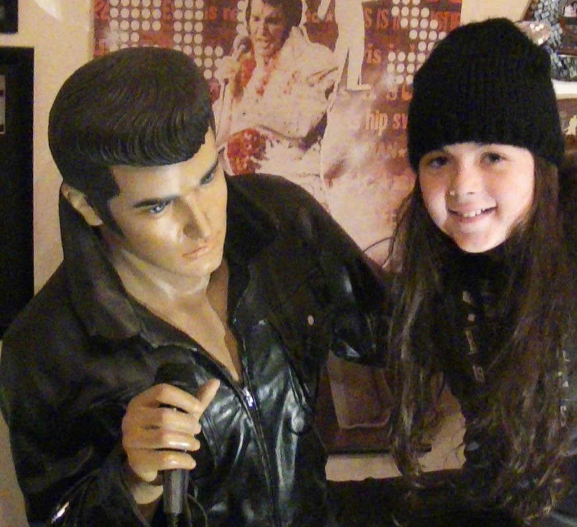 Tookii things to do with kids Elvis Presley Museum Whyalla one of the activities for kids