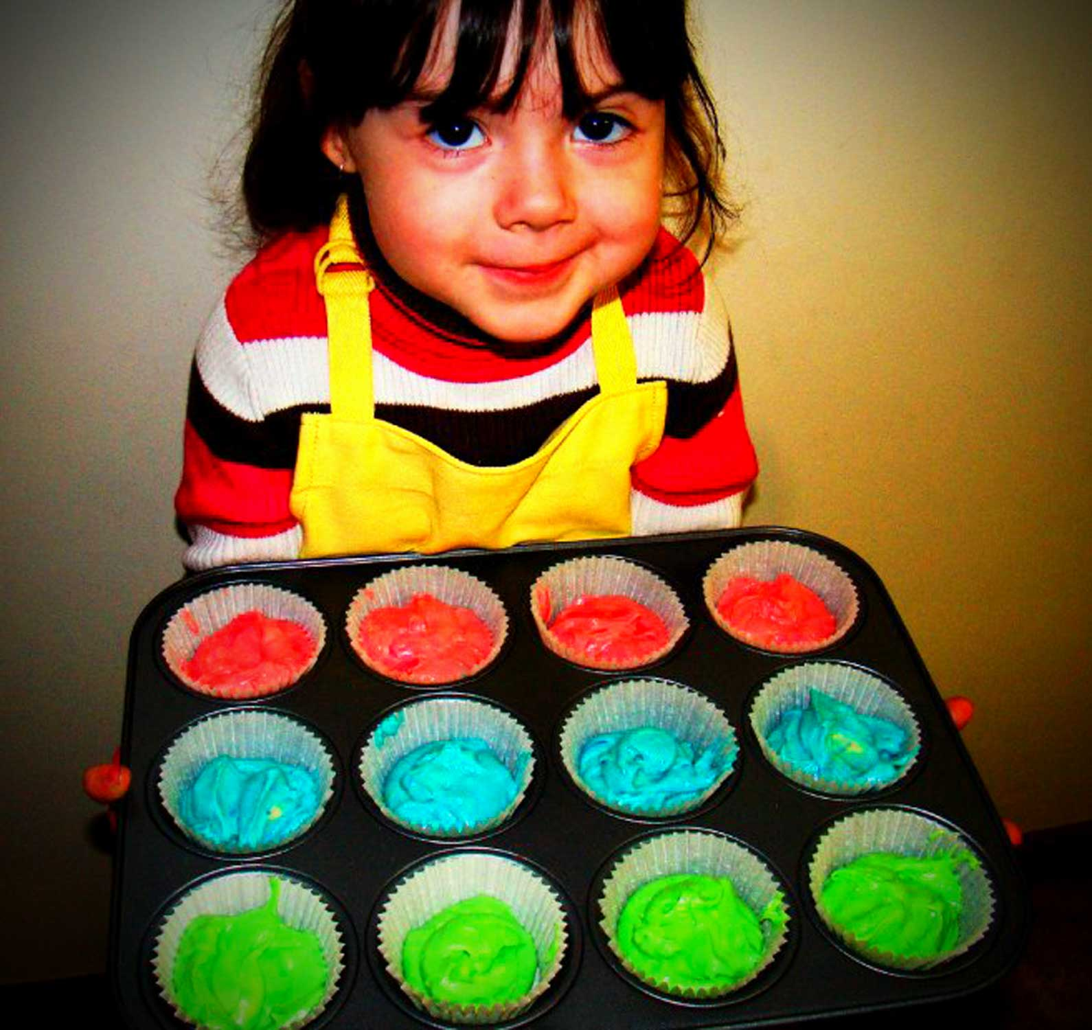 Tookii things to do with kids cupcakes one of the activities for kids