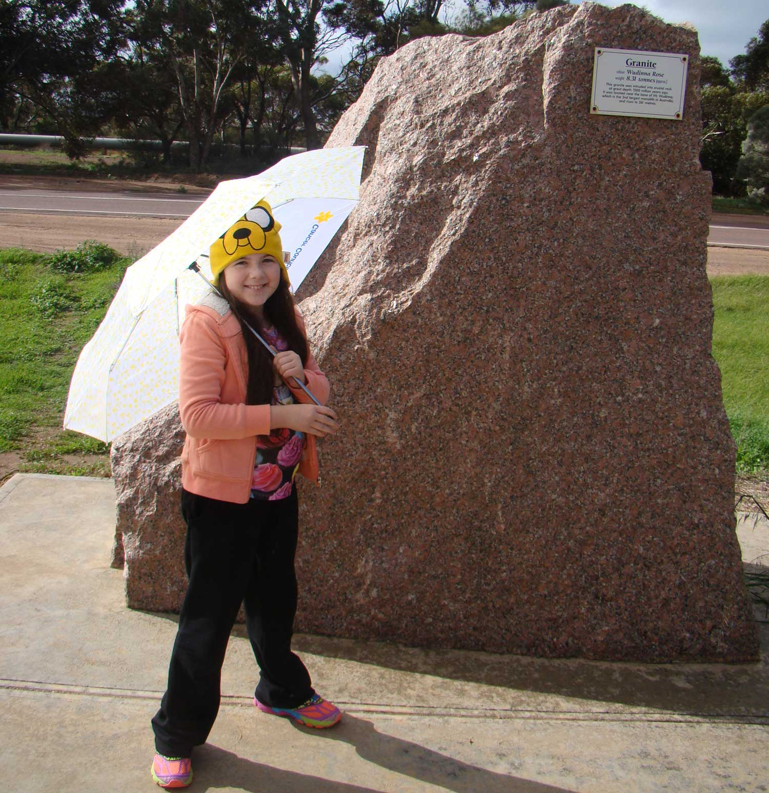 Tookii things to do with kids at Wudinna one of the outdoor activities for kids