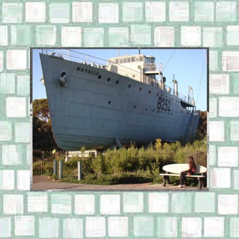 HMAS Whyalla ship