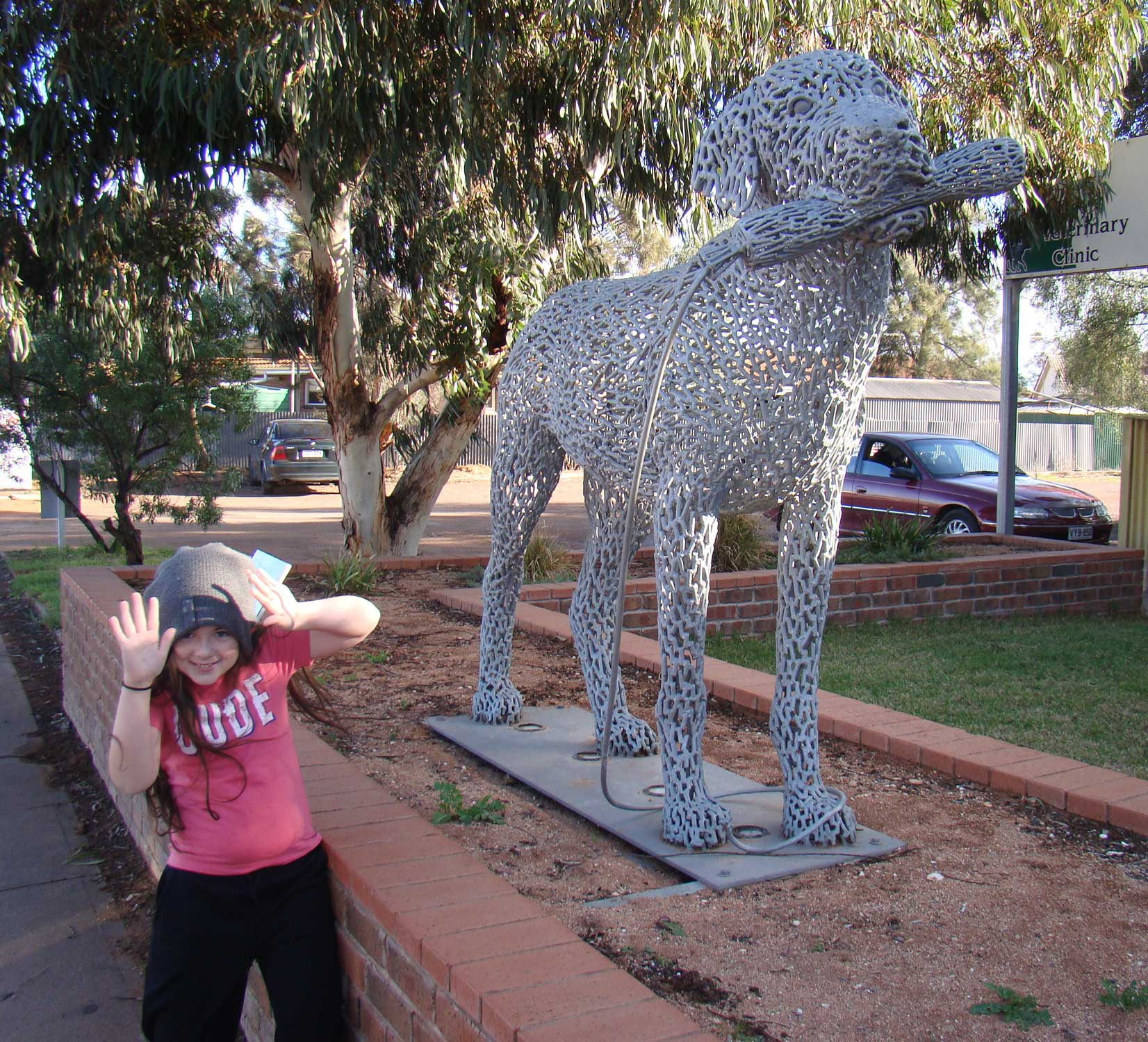 Tookii things to do with kids with the loaded dog in Whyalla one of the outdoor activities for kids