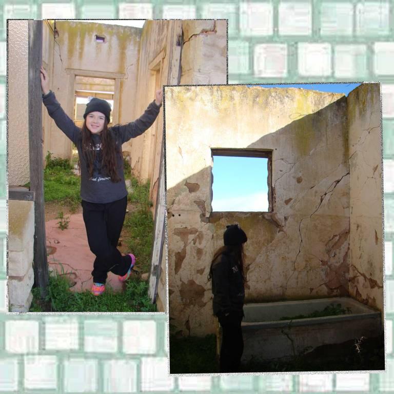 Tookii in ruins