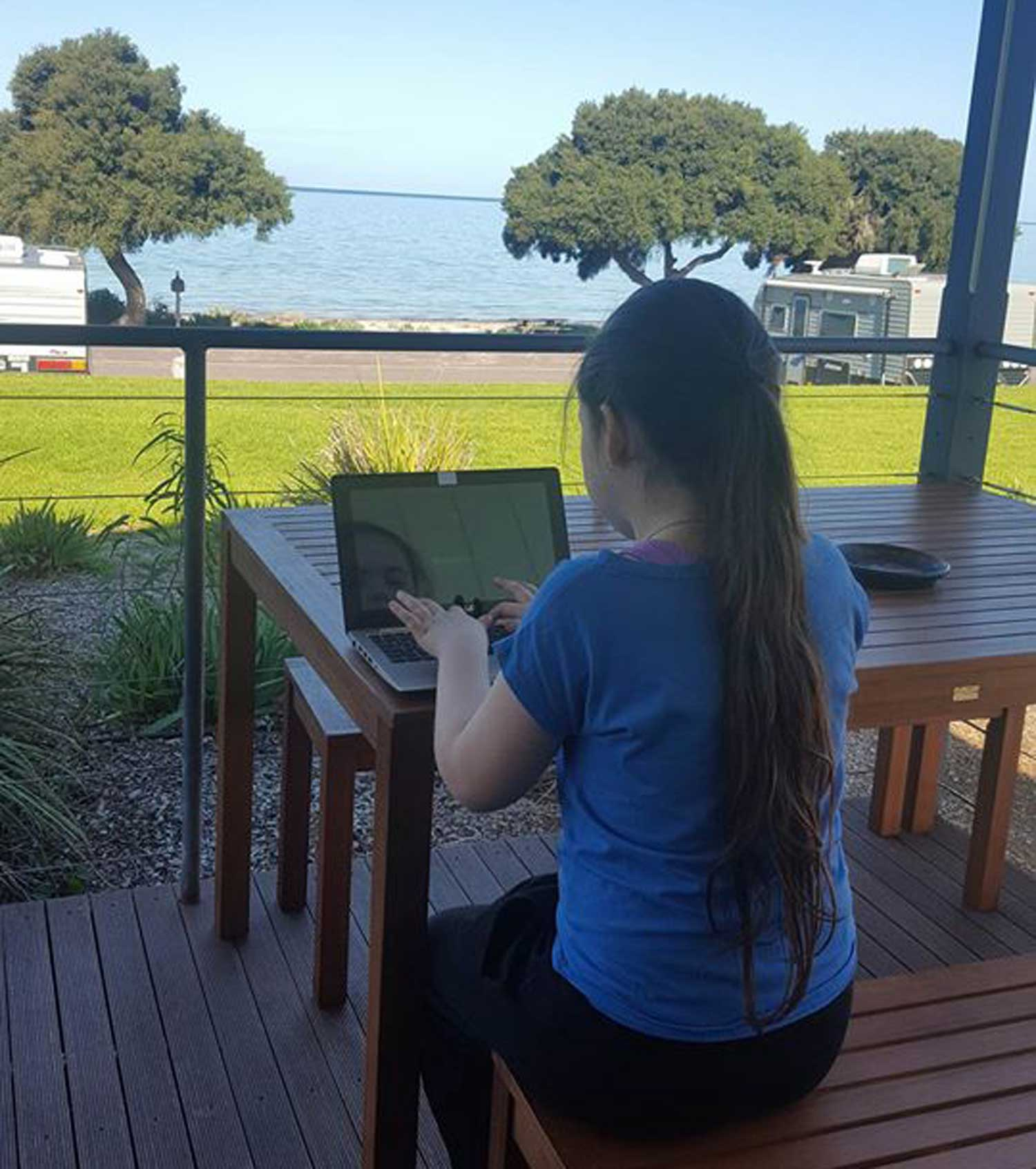 Tookii things to do with kids Whyalla caravan park one of the outdoor activities for kids