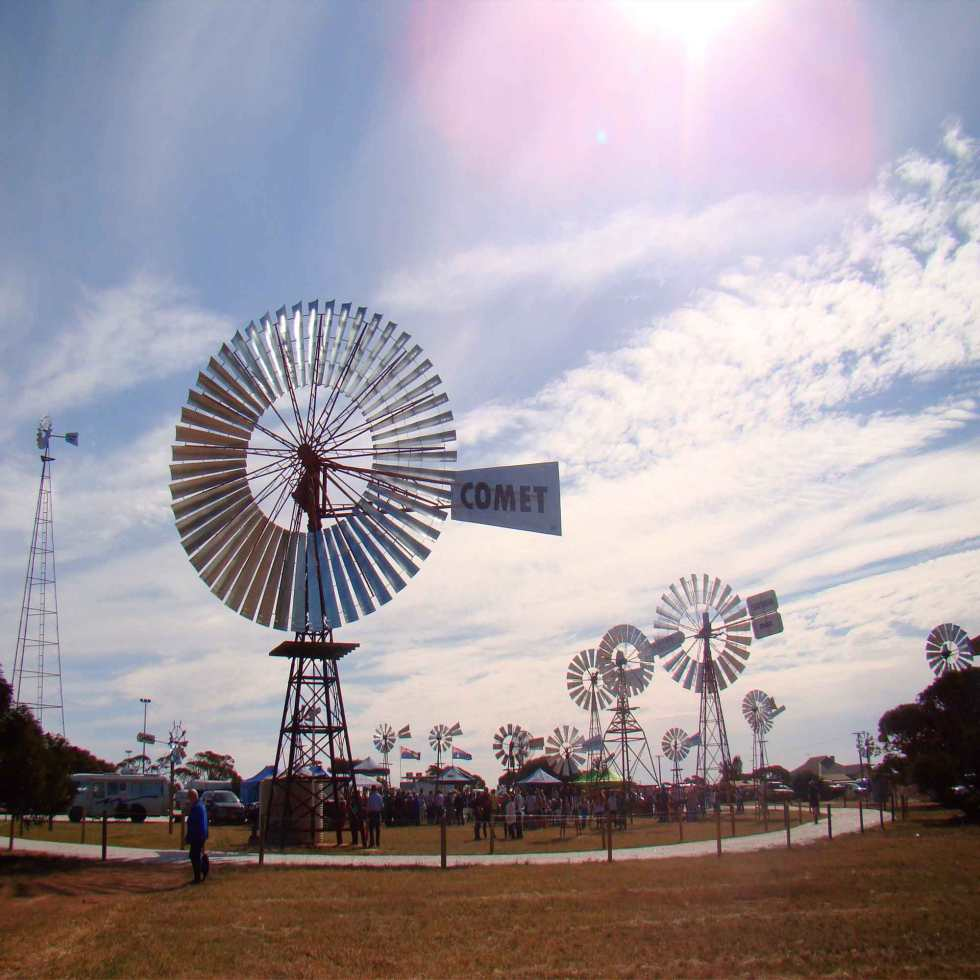 Tookii things to do with kids Big windmill