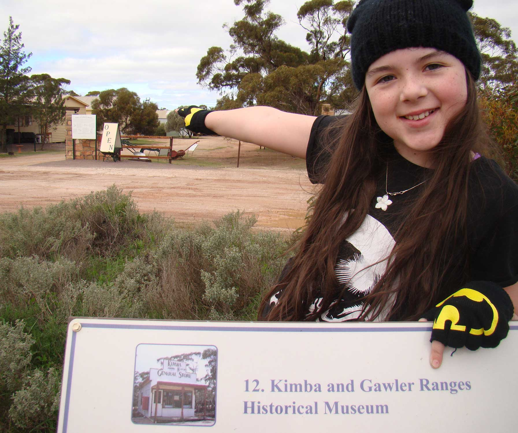 Tookii things to do with kids Kimba and Gawler Ranges Museum one of the activities for kids