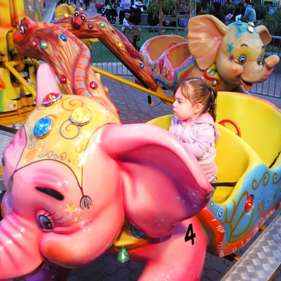 Tookii things to do with kids at the Royal Adelaide Show