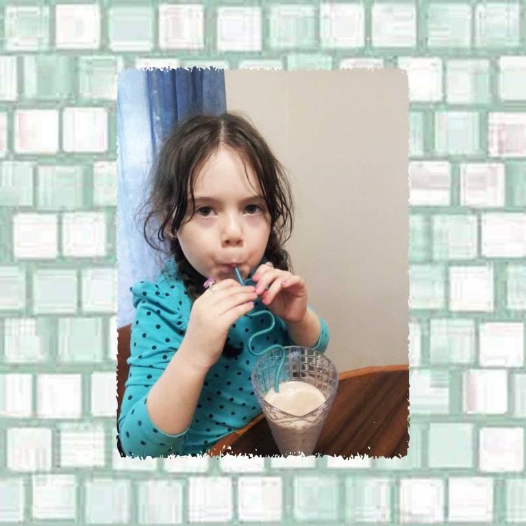 Tookii things to do with kids chocolate milkshakes